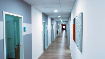 menten GmbH - Büroflur