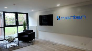 menten GmbH - Eingangsbereich 2