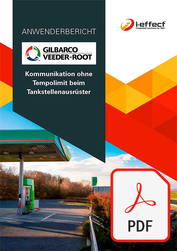 Gilbarco EDI Kommunikation ohne Tempolimit