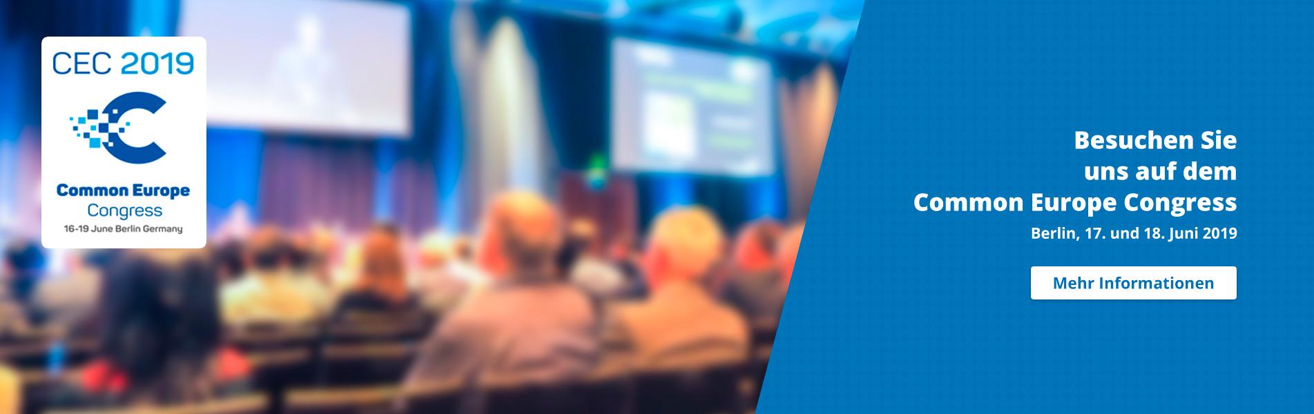 Common Europe Congress 2019 EDI IBM i&#8209;effect<sup>&reg;</sup> menten