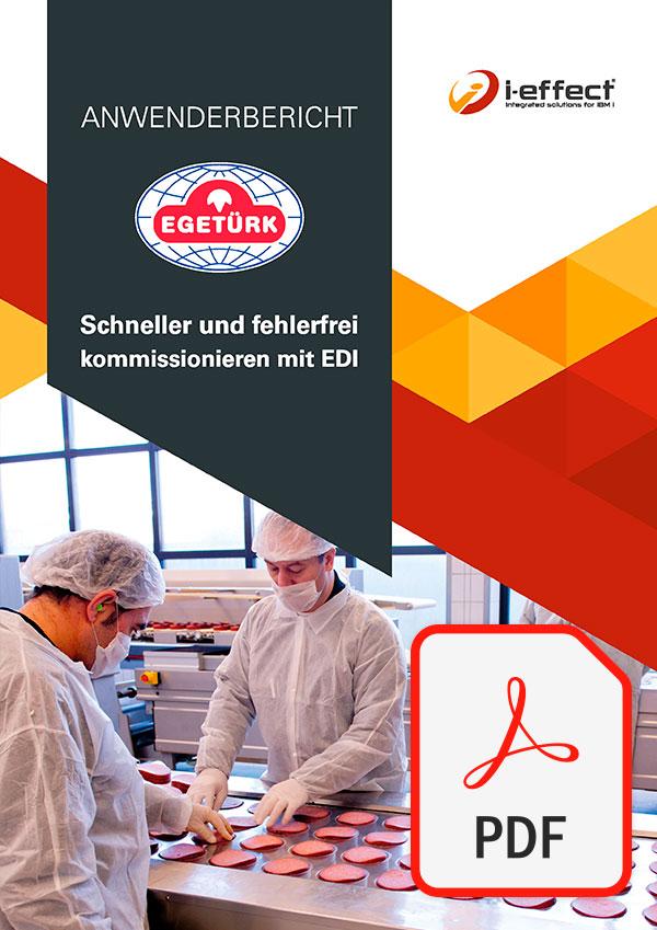 Egetürk EDI Schneller und fehlerfrei kommissionieren