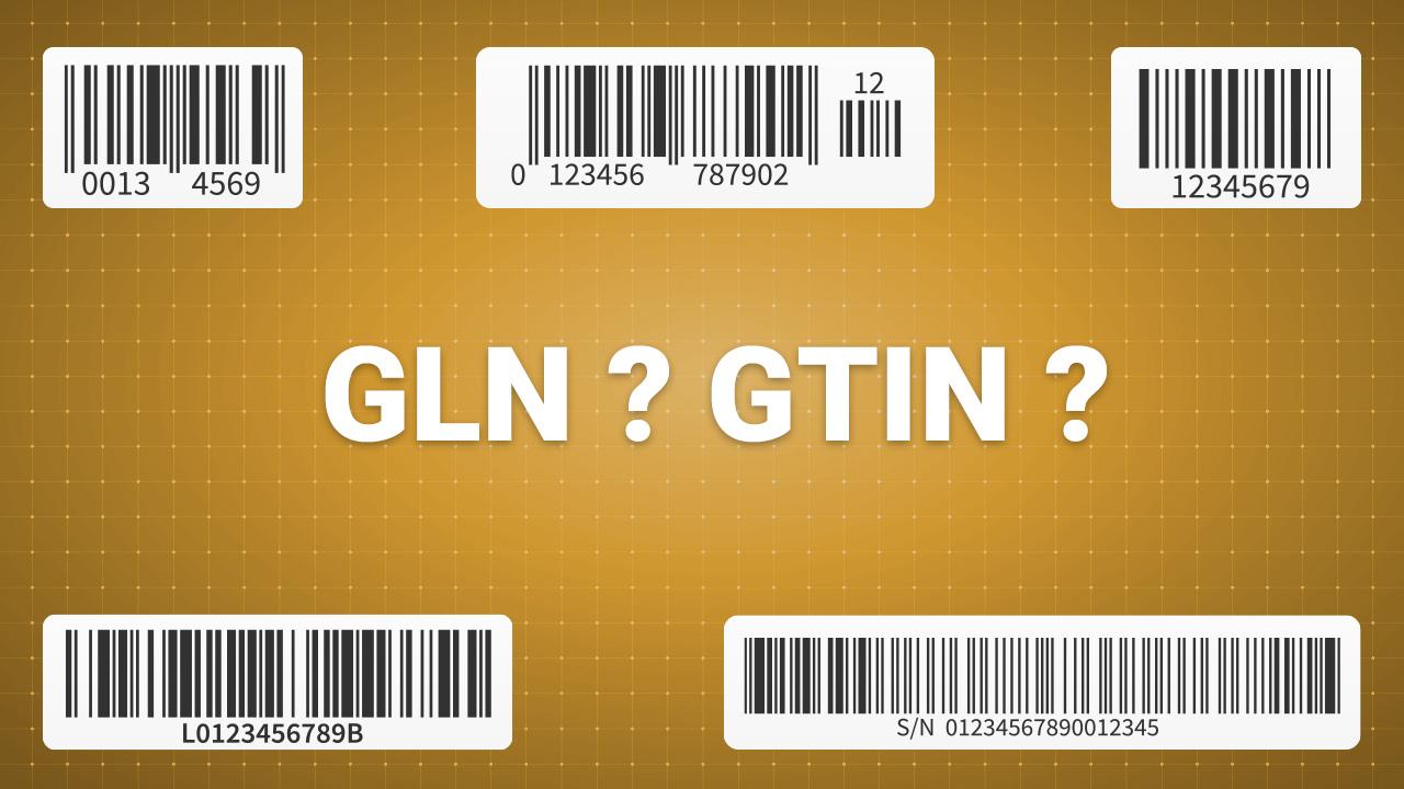 Welche Rolle spielen GLN und GTIN für EDI?