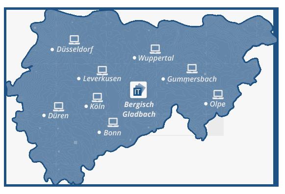 menten-it-services in der Region Rheinland