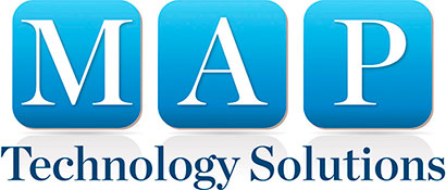 MAP Technology Solutions Logo