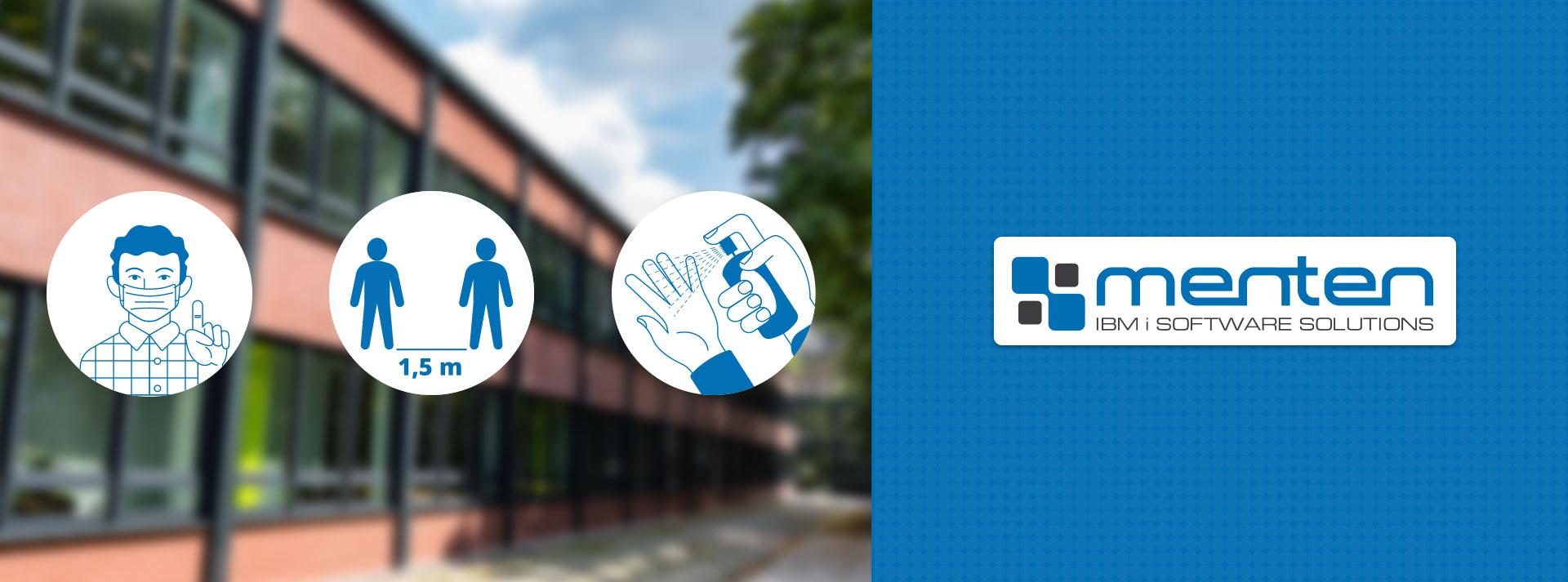 menten GmbH Soft-Opening
