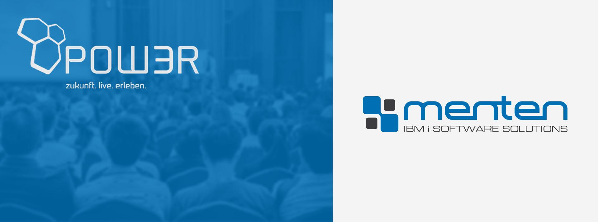 menten GmbH als Sponsor bei der POW3R Konferenz in Mannheim 2019