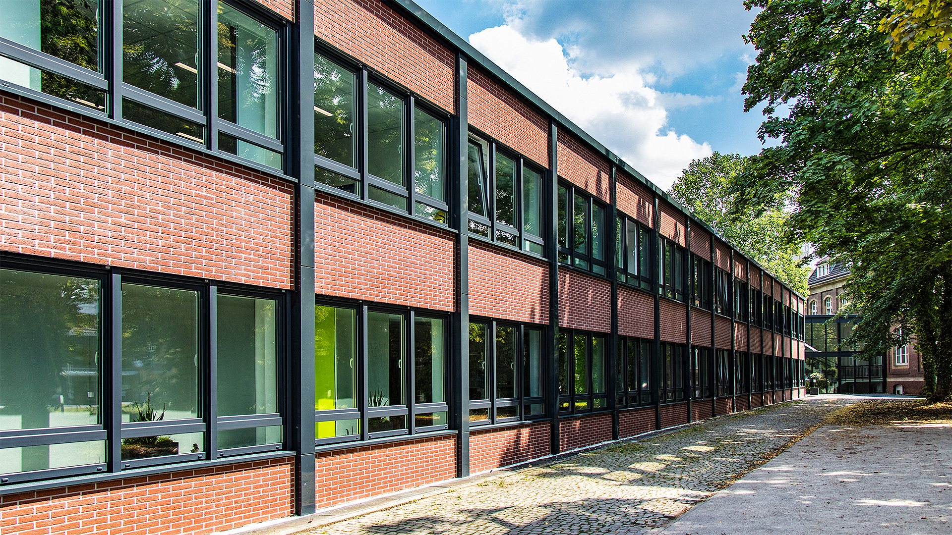 menten GmbH - Bürogebäude