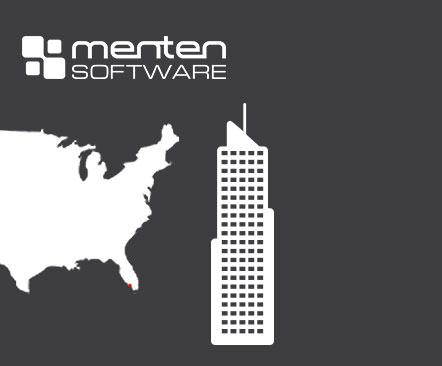 Eröffnung Niederlassung in Florida/USA - Menten Software LLC