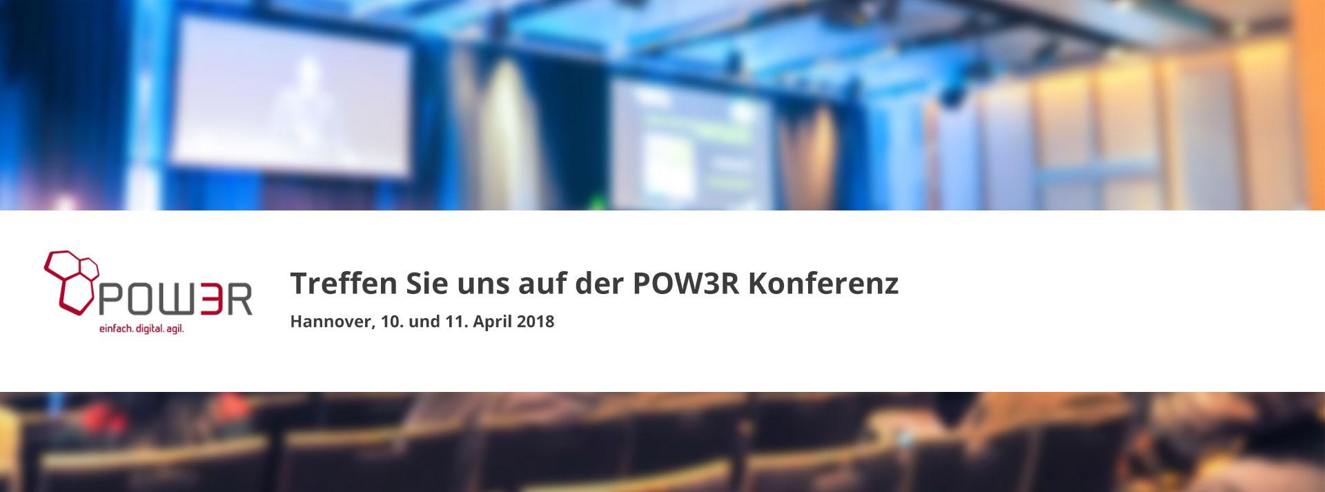 POW3R Hannover 2018