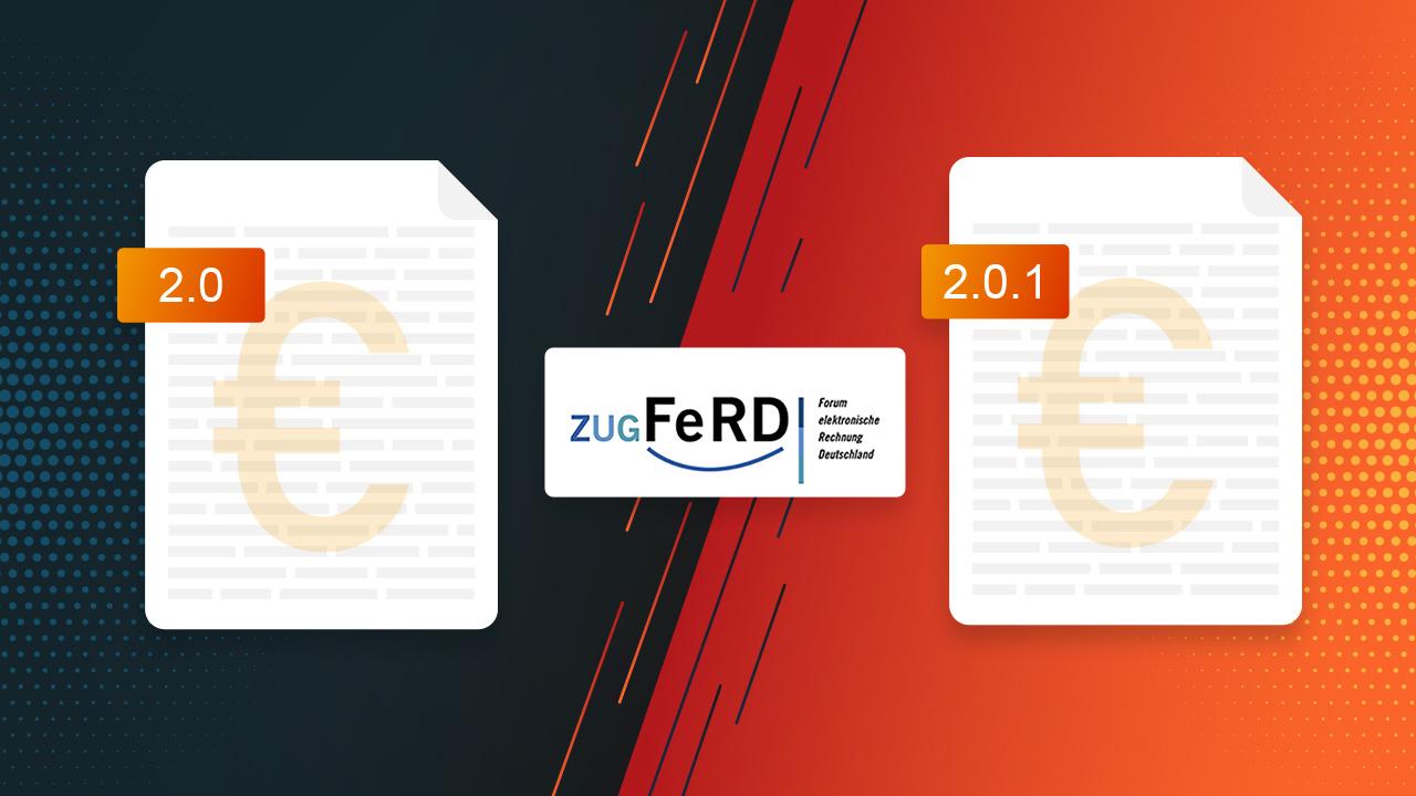 ZUGFeRD-Format 2.0/2.1 – was ändert sich?